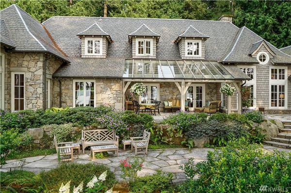 Luxury homes beautiful French Country Estate