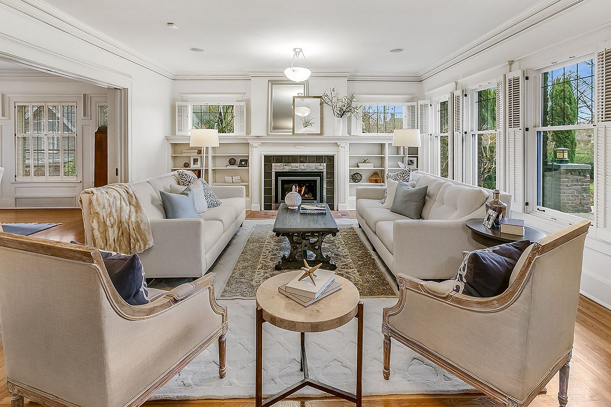 gracious 1910 Craftsman remodeled to perfection luxury real estate