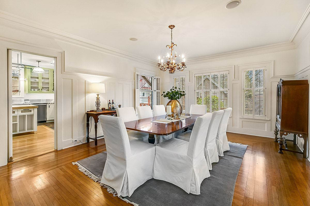 gracious 1910 Craftsman remodeled to perfection mansions