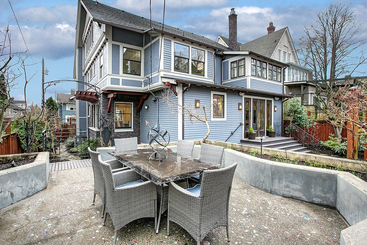 gracious 1910 Craftsman remodeled to perfection luxury properties
