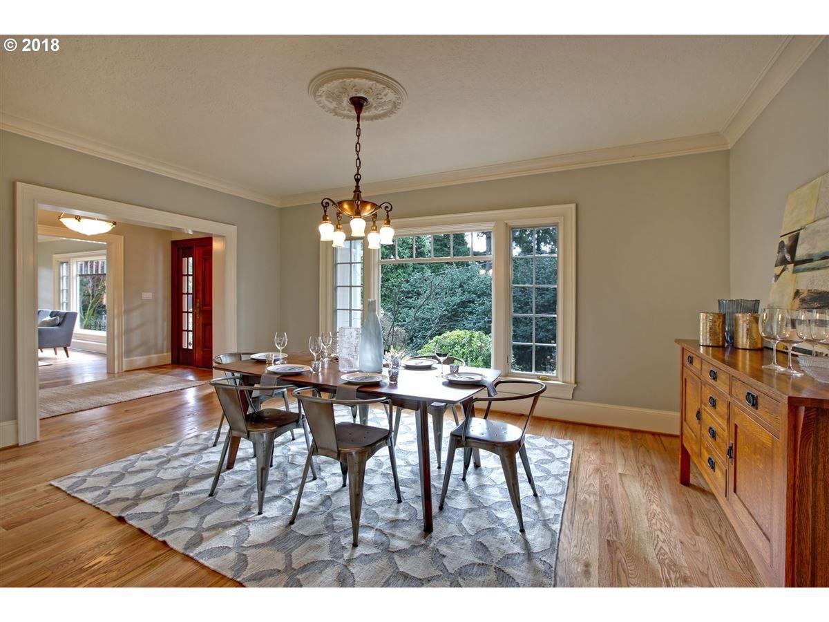 Luxury real estate Laurelhurst home in great location