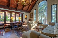 Luxury real estate SECLUDED WATERFRONT STONE MANSION