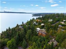 Luxury real estate Rare gated estate with lake and city views