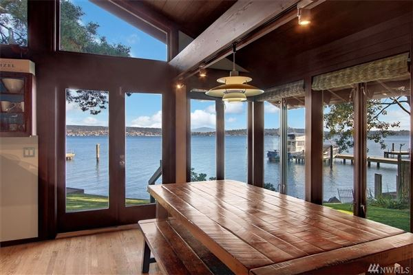 The essential lake house luxury homes