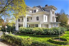 the Parker-Fersen Mansion  luxury homes