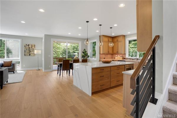 Luxury properties  Classic NW Modern home loaded with dazzling appeal and upgrades