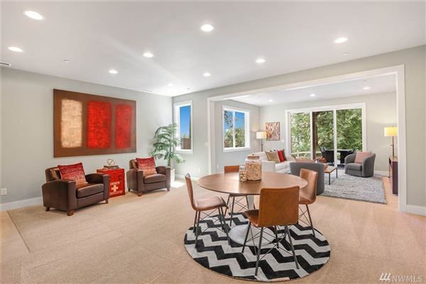 Classic NW Modern home loaded with dazzling appeal and upgrades luxury real estate