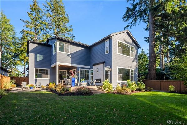 ideal home and location in First Hill luxury real estate