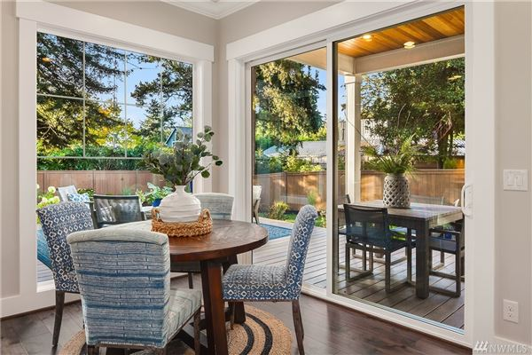 ideal home and location in First Hill luxury homes