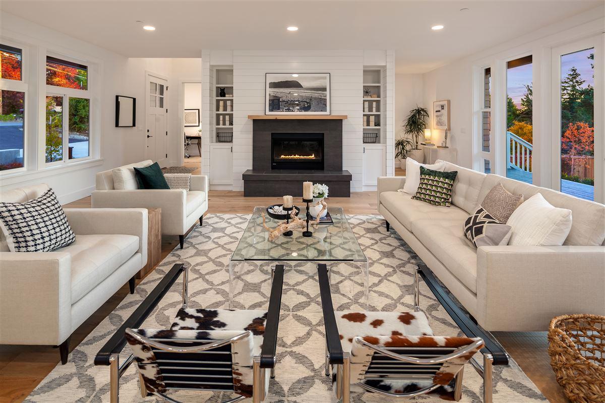 new construction urban farmhouse  luxury real estate