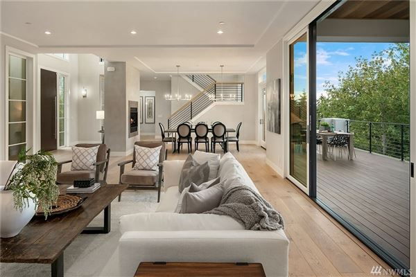 Luxurious style in desirable First Hill luxury real estate