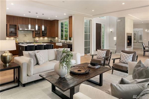 Luxurious style in desirable First Hill luxury properties