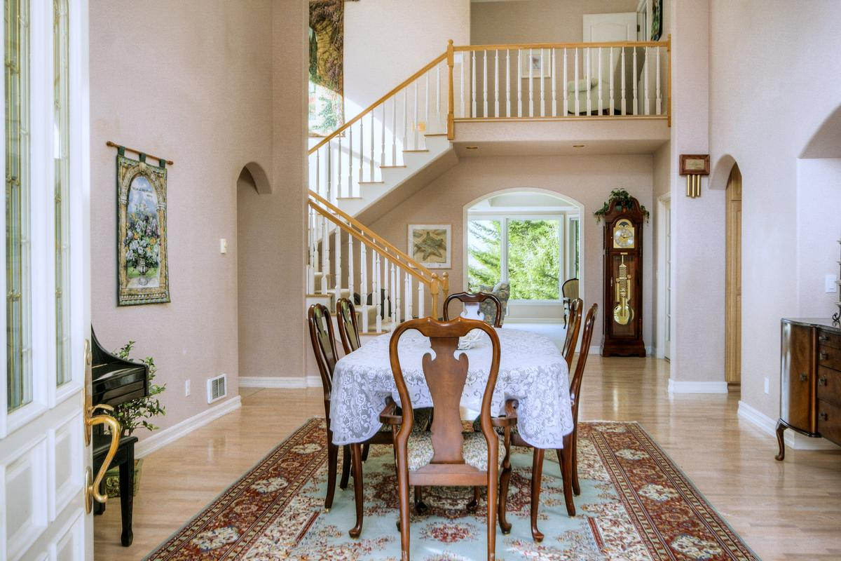 Luxury properties pastoral and forested country estate