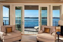 Luxury properties Stunning penthouse residence