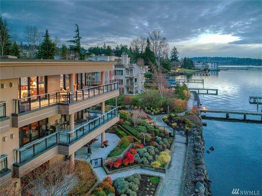 Stunning penthouse residence luxury homes
