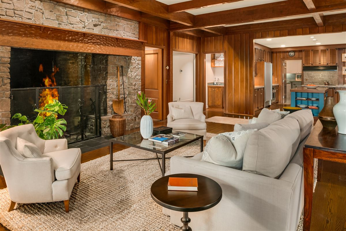 Luxury homes European charm with a splash of Southern warmth