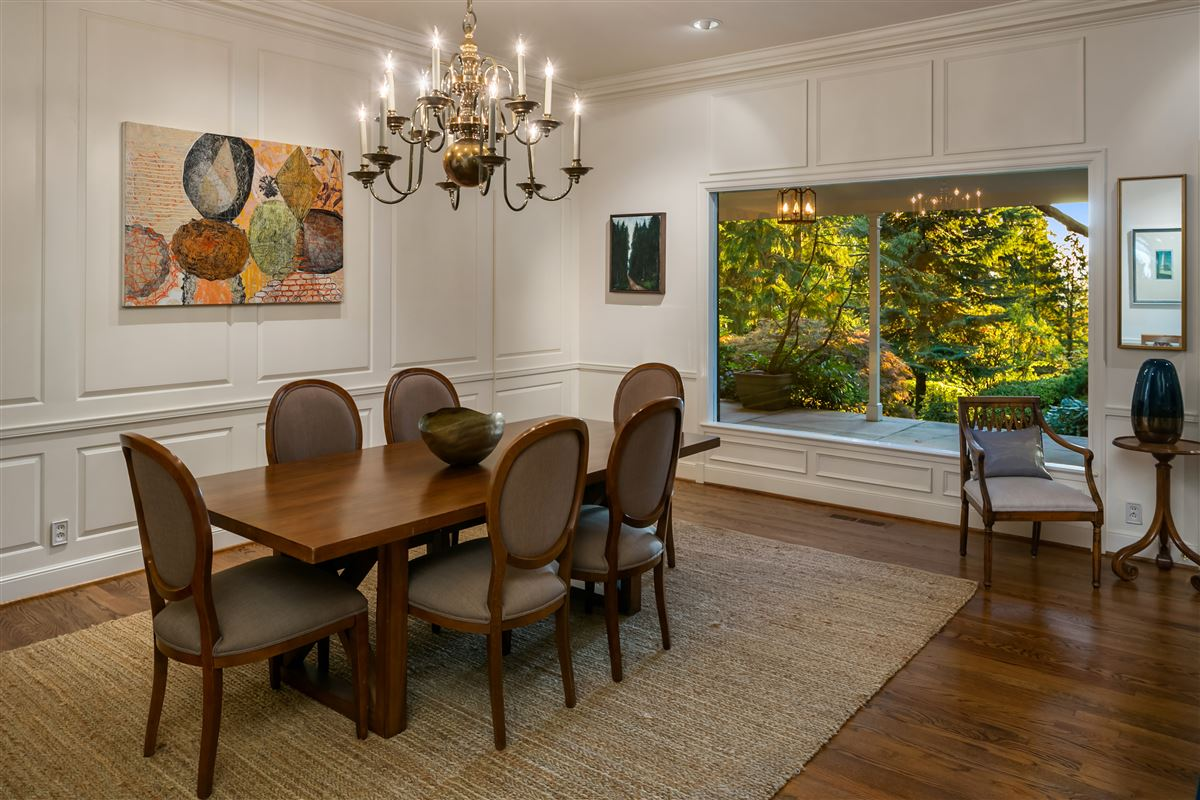 Luxury real estate European charm with a splash of Southern warmth