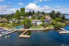 Mansions in Urban luxury living with Webster Point waterfront