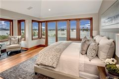 Urban luxury living with Webster Point waterfront luxury homes