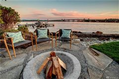 Urban luxury living with Webster Point waterfront luxury real estate