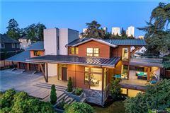 ultimate urban Northwest Contemporary retreat mansions
