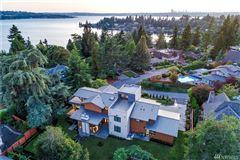 Luxury real estate ultimate urban Northwest Contemporary retreat