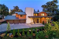 ultimate urban Northwest Contemporary retreat luxury real estate