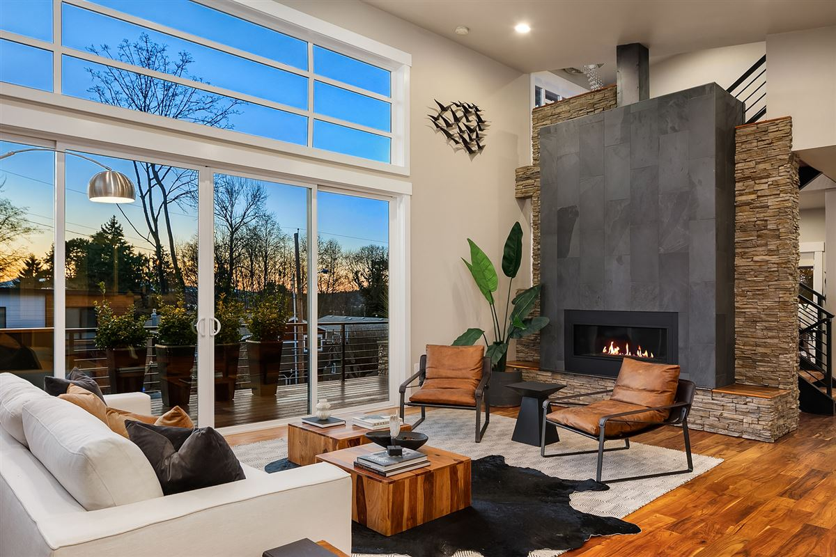 Luxury real estate Urban living at its finest