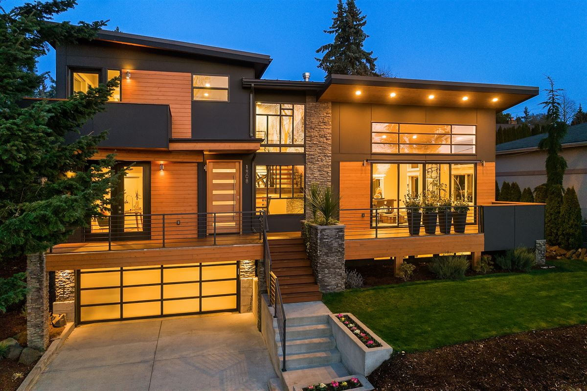 Luxury homes Urban living at its finest