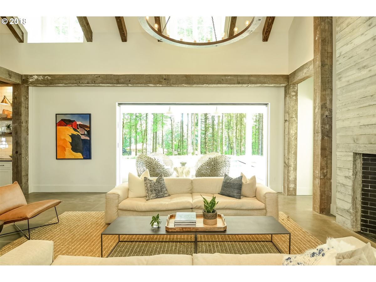 Merging Tradition with Modern Design in Portland luxury real estate