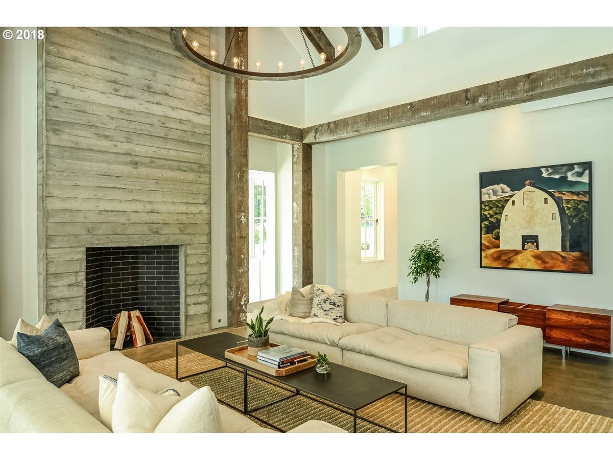 Merging Tradition with Modern Design in Portland luxury properties