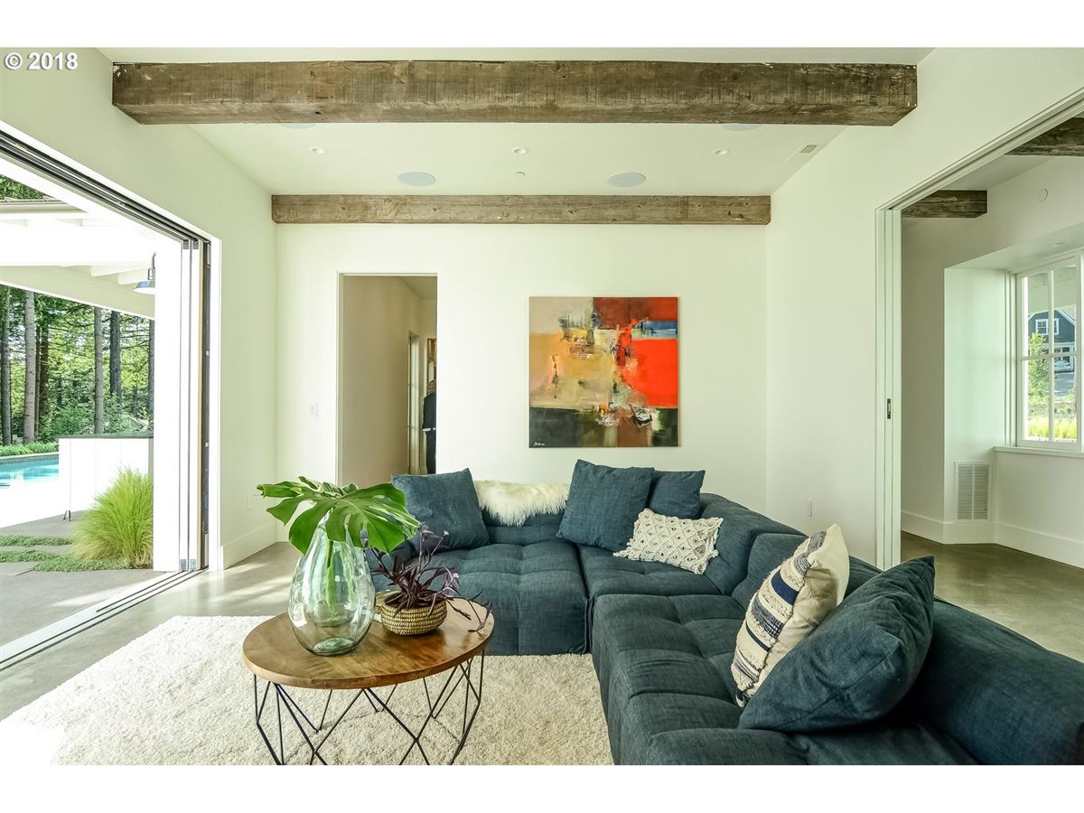 Merging Tradition with Modern Design in Portland mansions
