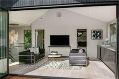 Luxury homes in modern Queen Anne luxury home