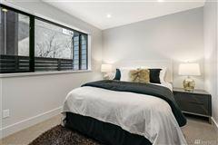 Luxury real estate modern Queen Anne luxury home