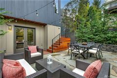 Luxury properties modern Queen Anne luxury home