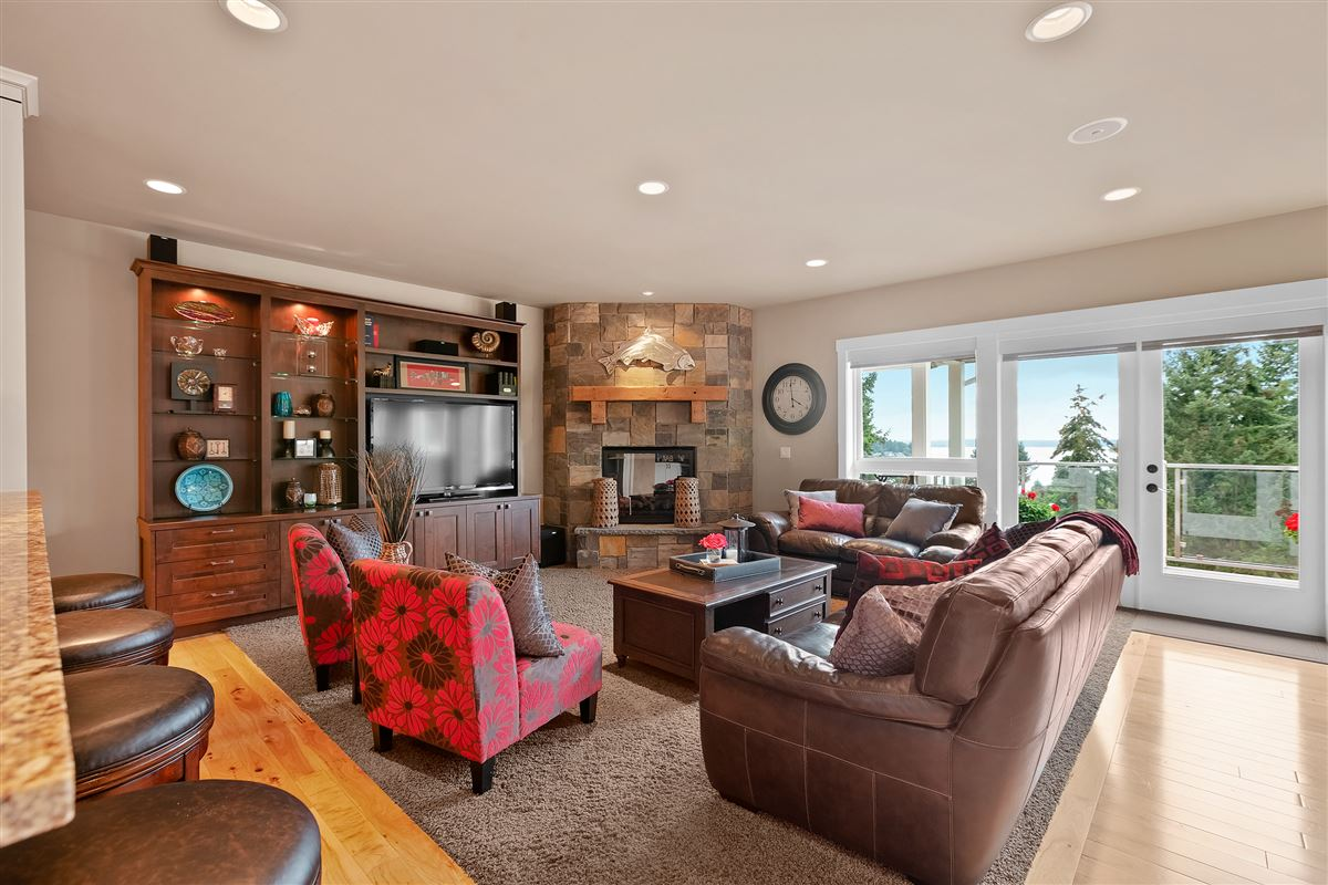 Luxury real estate this exquisite home boasts breathtaking views