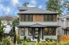 Luxury homes in Stunning new home in Laurelhurst by Winfield Homes