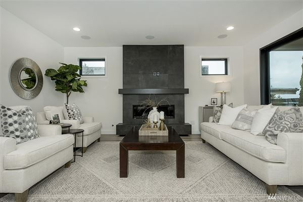 Stunning new home in Laurelhurst by Winfield Homes luxury real estate