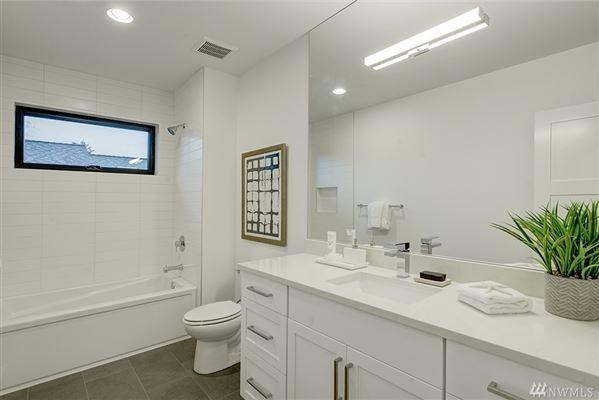 Stunning new home in Laurelhurst by Winfield Homes luxury properties