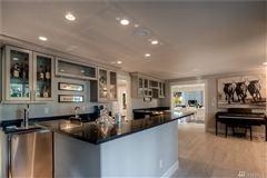 Awe-inspiring Normandy Park gated estate luxury real estate