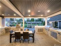 Luxury properties Awe-inspiring Normandy Park gated estate