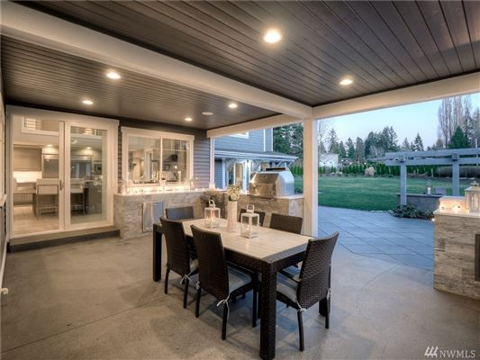 Luxury homes in Awe-inspiring Normandy Park gated estate
