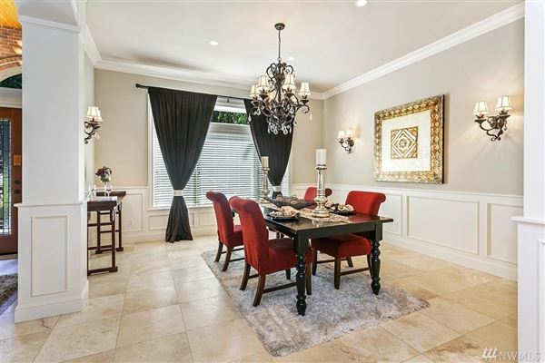 Luxury homes Grand style residence with Mediterranean flair