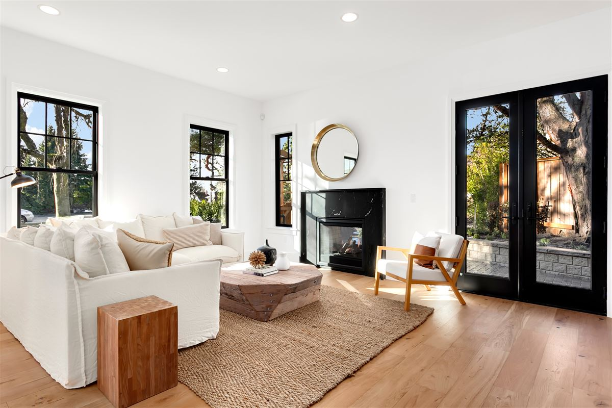 Luxury properties Once in a lifetime home in seattle