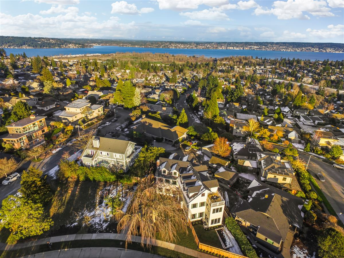 Luxury homes Once in a lifetime home in seattle
