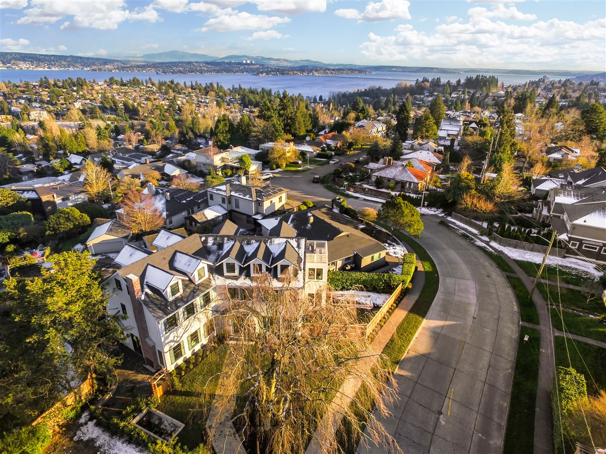 Luxury real estate Once in a lifetime home in seattle