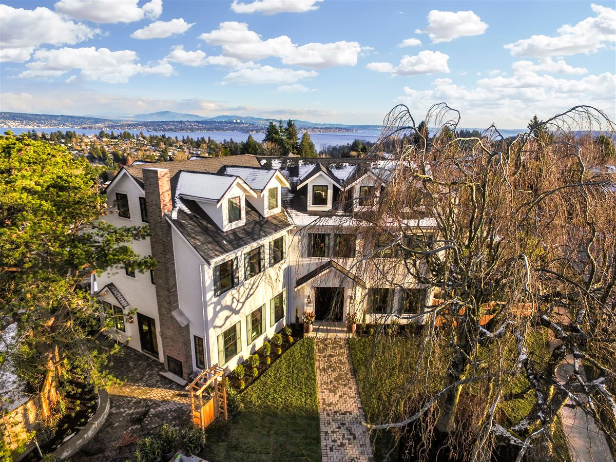 Once in a lifetime home in seattle mansions