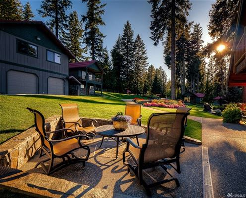 Luxury homes in A magical paradise on Fish Lake