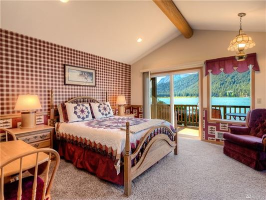 Luxury properties A magical paradise on Fish Lake