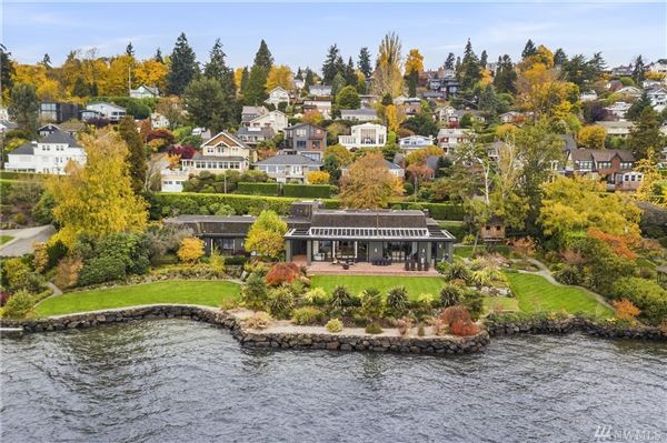Lake Washington PRIVACY AND ELEGANCE